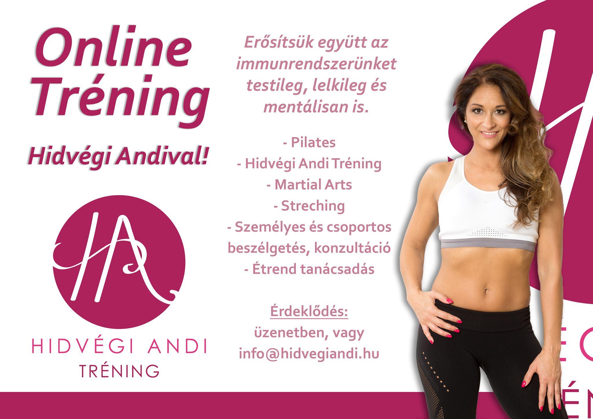 Hidvégi Andi Pilates Studio