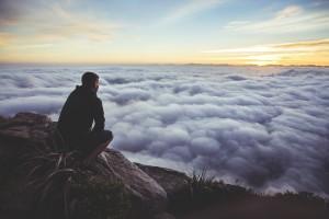 Decision-Making-Man-On-Mountain