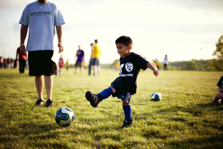 A sportágak alapozása kisgyermekkorban